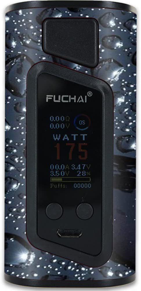 MightySkins Skin Compatible with Sigelei Vape Popular brand Phoenix Mall 2-Ba Duo-3 Fuchai