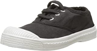 Lace-up Tennis Summer Collection Children Black (Carbone)