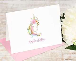 personalized horse stationery