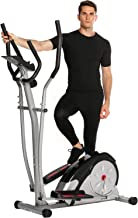 Elliptical Exercise Machine Magnetic Smooth Quiet Driven Eliptical Trainer Machine for Home Use