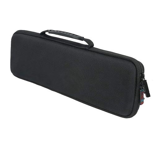 Pour AKAI Pro LPK25 Clavier Maître MIDI/USB Ultra Compact EVA Dur Cas étui de Voyage Housse by Khanka