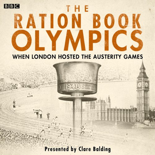 The Ration Book Olympics audiobook cover art