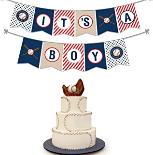 Best baseball baby shower decorations Reviews