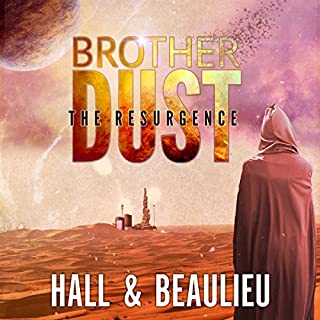 Brother Dust: The Resurgence audiobook cover art