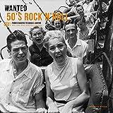 Wanted 50S Rock'N'Roll [Vinilo]