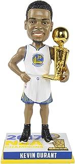 "FOCO NBA Golden State Warriors DURANT K. #35 (2017 Edition) NBA Champions 8"" BOBBLE"