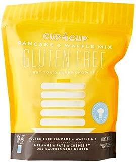 Cup4Cup Gluten-Free Pancake & Waffle Mix, 2 Pound