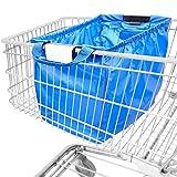 achilles Easy-Shopper 'Combi', Bolsa para carro de compras, Bolsa de carrito de la compra plegable, bolsa de compras adecuada para todos los carritos de compras comunes, 54 cm x 35 cm x 39 cm