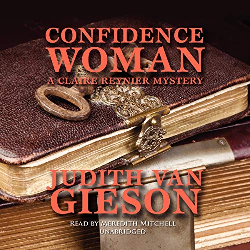 Confidence Woman cover art