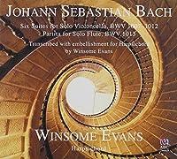 Bach, J.S.: Six Suites for Sol