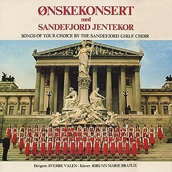 Ønskekonsert med Sandefjord Jentekor