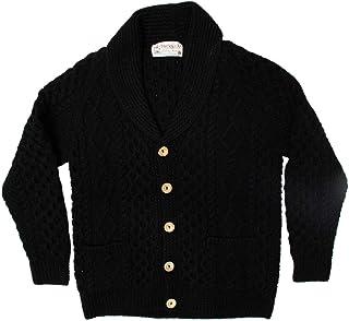[ インバーアラン ] INVERALLAN セーター デニムヤーンショールカラーカーディガン 6Aスタイル