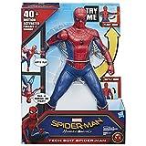 Hasbro Marvel Spider-Man Spiderman–Muñeco Interactivo