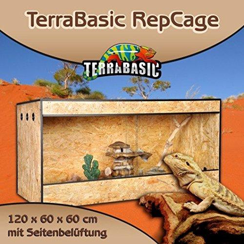 TerraBasic RepCage 120x60x60, aération latérale