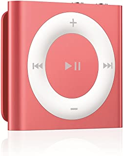 $124 » M-Player iPod Shuffle 2GB Pink (Packaged in White Box with Generic Accessories)