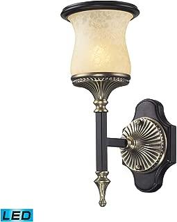 Elk Lighting 2420/1-LED Wall Sconce Antique Bronze