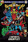 POSTER STOP ONLINE Marvel Comics - Comic Poster (Comic Cover - The Infinity Gauntlet) (Size 24' x 36')