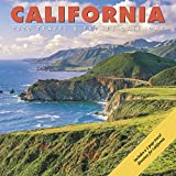 California 2020 Wall Calendar