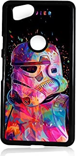 (for Samsung Pixel 3) Durable Protective Soft Back Case Phone Cover - HOT30271 Starwars Storm Trooper