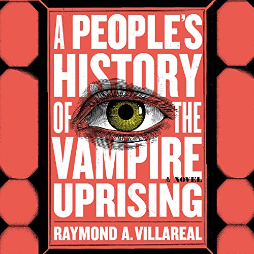 Couverture de A People's History of the Vampire Uprising