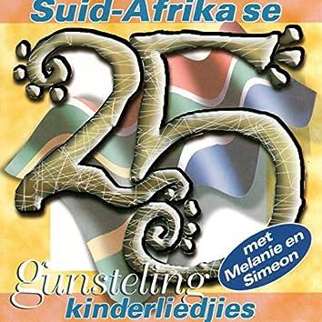 Suid-Afrika Se 25 Gunsteling Kinderliedjies