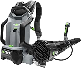EGO Bare Tool 145 MPH 600 CFM 56-Volt Lithium-Ion Cordless Electric Backpack Blower (..