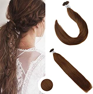 Best keratin bonded remy hair extensions Reviews