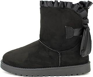 c6b6b6f1dfff1e Amazon.fr : Bottes et boots fourrées - cendriyon / Chaussures ...