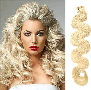 Best blonde hair extensions human hair Reviews