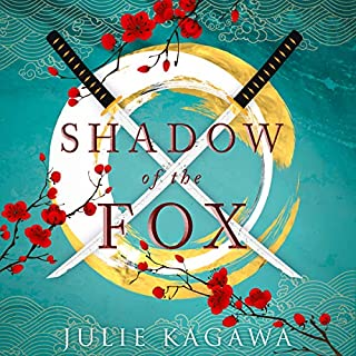Shadow of the Fox audiobook cover art