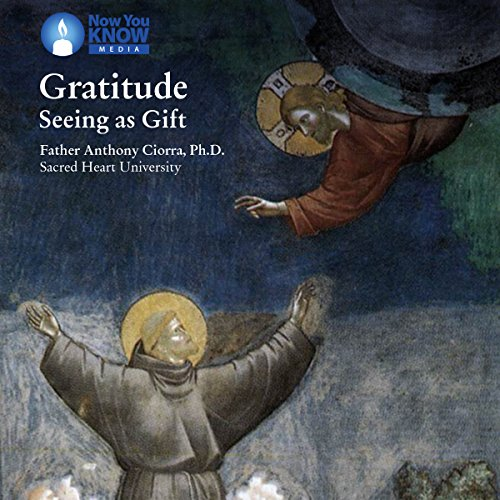 Gratitude: Seeing as Gift audiobook cover art
