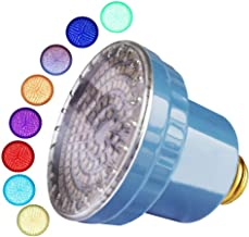 LAMPAOUS intekit S2 LED Inground Pool Lights Bulb for Pentair Amerlite Hayward RGBW Multi Color with Remote, Synch and Memory, 12VAC Input (Spa Bulb Only)