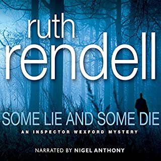 Some Lie and Some Die audiobook cover art