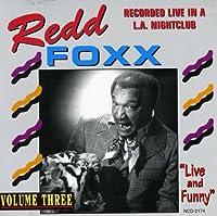 Vol. 3-Live & Funny
