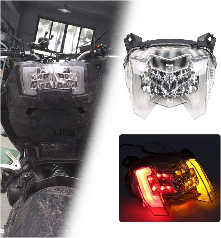 For Our shop most popular Yamaha MT09 FZ09 Inexpensive MT FZ 09 2018 2020 2019 2017 Tai Tail Light