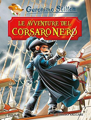 Le avventure del Corsaro Nero: di Emilio Salgari (Italian Edition)