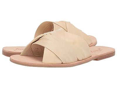Free People Rio Vista Slide Sandal (Cream) Women
