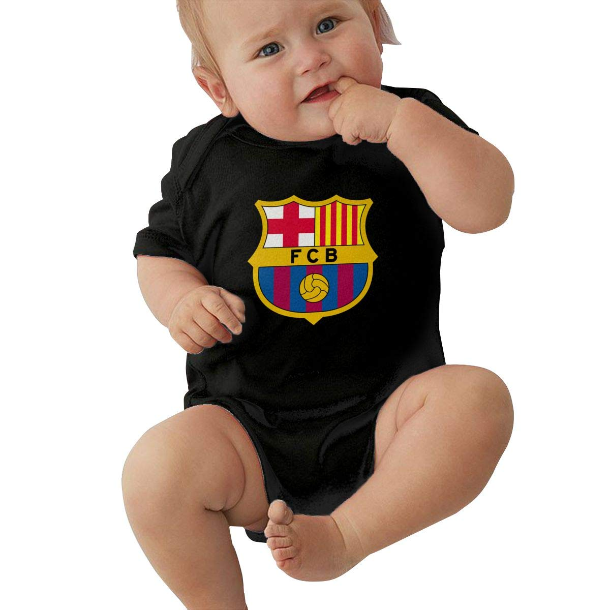 Petersocks Football Club Cotton Bobysuit Onesie Baby Suit for Romper Infant /& Toddler