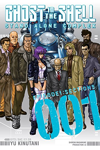 Ghost in the Shell: Stand Alone Complex Vol. 1 (English Edition)
