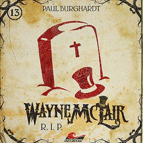 R.I.P. (German edition) cover art