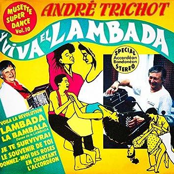Musette Super Dance, Vol. 10 : Y Viva el Lambada