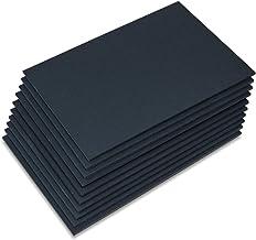 """Union Premium Black Foam Board 30 x 40"""" 3/16"""""""
