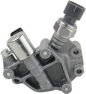 Spool Valve Assembly VTEC Timing Solenoid w/Gasket for Honda Accord Hybrid Odyssey 2005-2007 / Pilot FWD 2006-2008 15810-RKB-J01