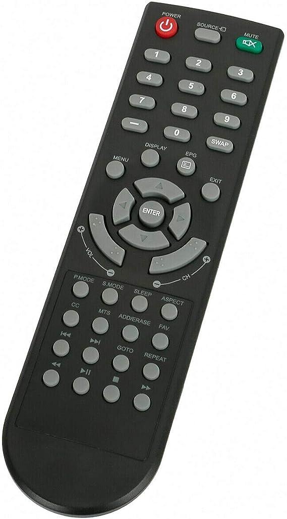 Amazon.com: New Remote Control fits for Polaroid TV 32GSR3000FC 40GSR3000FC 24GSD3000UA 24GSD3000SA : Electronics