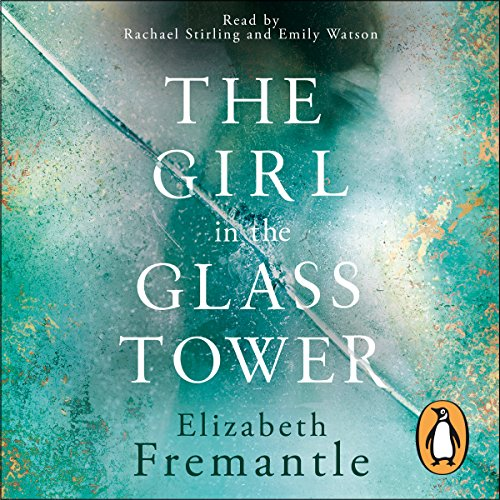 The Girl in the Glass Tower audiobook cover art