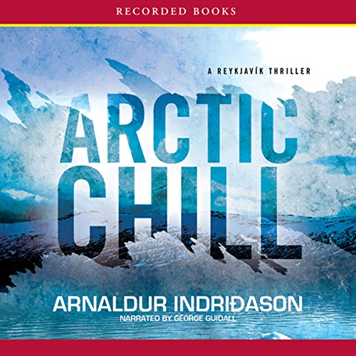 Arctic Chill audiobook cover art