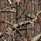 Mossy Oak - 14003-BI Graphics Break-Up Infinity Camouflage Matte Gear Skin - Easy to Install Vinyl Wrap with Matte Finish - Ideal for Guns, Bows, Cameras, and Other Hunting Accessories Break Up Infinity