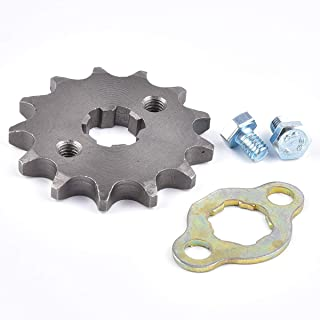 428 13T 17mm Front Engine Sprocket For 50cc 70cc 110cc 125cc 140cc 160cc ATV Dirt Bike Quad TaoTao Roketa Sunl