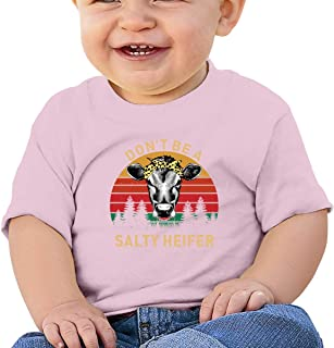 Negi Jiu Jitsu 1 Cotton Infant Girls Shirts Short Sleeve