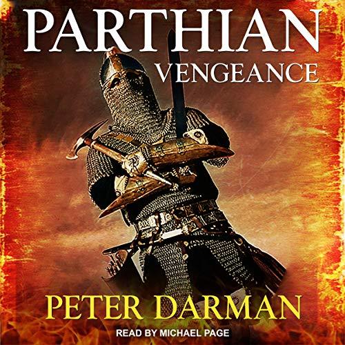 Page de couverture de Parthian Vengeance